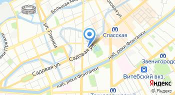 Тахограф на карте