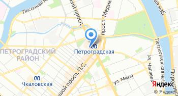 Дефенгрупп Балт на карте