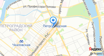 Тюнинговая компания Союз-96 на карте