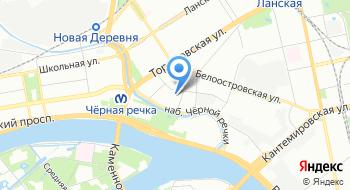 Русхолтс на карте
