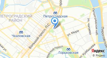 Управление № 10 Метростроя на карте