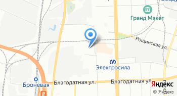 Наследие на карте