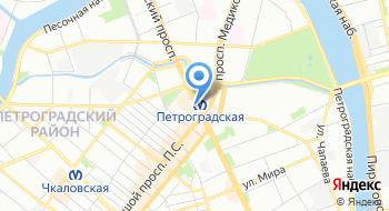 Информационный туристический центр на карте