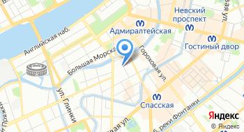 Фрейр на Неве на карте