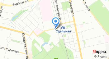 Единый центр снабжения на карте