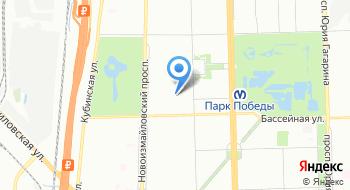 Фомич на карте