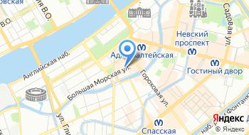 СПб Гбук Центральная Городская Детская библиотека имени А. С. Пушкина на карте