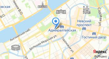 Патентное агентство Патентика на карте