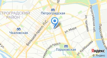 Антенное Бюро на карте