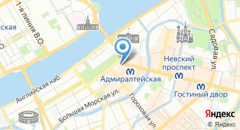 Антикварно-букинистический магазин Мир Искусства на карте