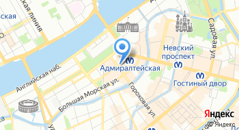 ФКЗУ МСЧ МВД СПбиЛО Поликлиника №1, стоматологическое отделение на карте