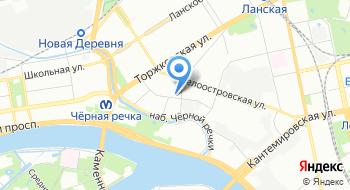 Конрос на карте