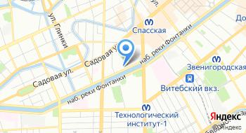 Промстройвзрыв на карте