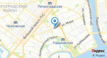Издательский дом Сфера на карте
