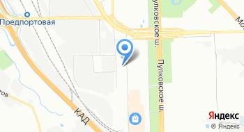 ТД Лактика на карте