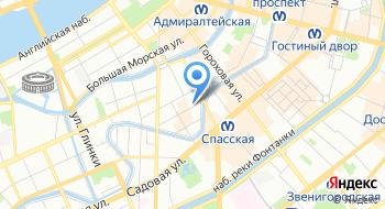 Интернет-магазин Sensel.ru на карте