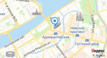 Военное Следственное управление Следственного Комитета России по Западному Военному Округу на карте