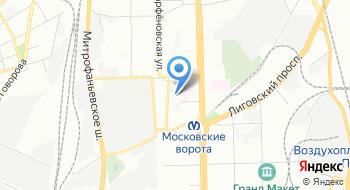 Магазин Лесник на карте