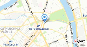 Интернет-магазин ЖивиНатурально. РУ на карте