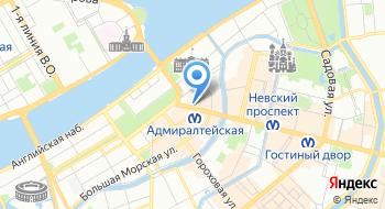 Сейфовое хранилище Невский 8 на карте