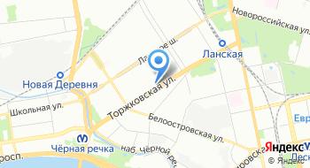 Лаборатория Ветеринарно-Санитарной Экспертизы при Приморском Рынке на карте