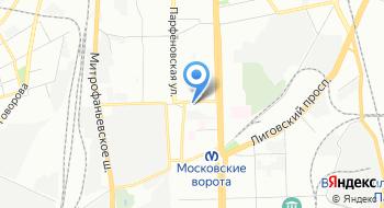 Софт-Бизнес на карте