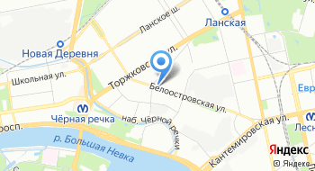 Демайнер на карте