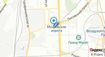 Компания Руссар-ТМ на карте