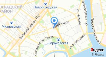 Психологический клуб Ноосфера на карте