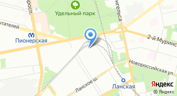 АТГ на карте