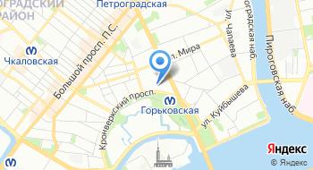 Магазин Военно-Туристское снаряжение на карте