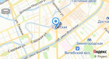 Samzabe.ru на карте