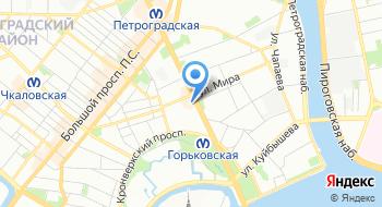 Учебно-методический центр Ленавтотранс на карте