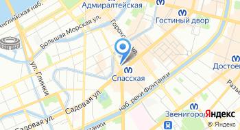ГК М24 на карте