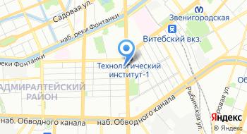 Интернет-кафе Ладога на карте