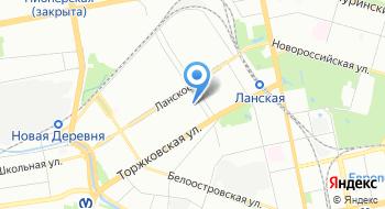 СПб ГУП АТС Смольного на карте