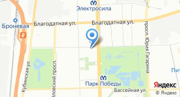 Компания АС на карте