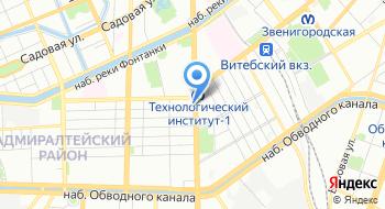 Турфирма Мандарин на карте