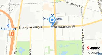 Автошкола Университета государственной противопожарной службы МЧС России на карте