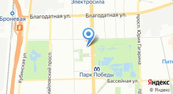 СПбГЦРП на карте