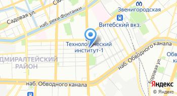 Лекон на карте