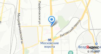 Северо-западная сервисная компания Инженерные системы на карте