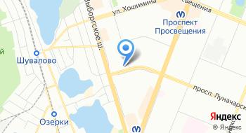 Клиника Радуга на карте