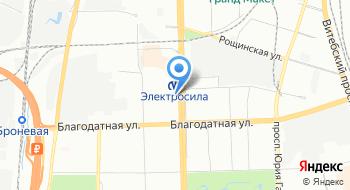 Инфотелл на карте