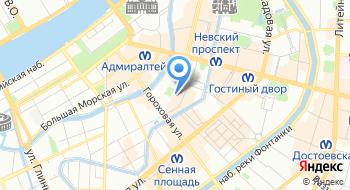Репетиционный центр Music Workshop на карте