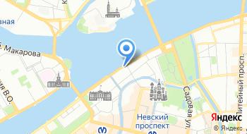 Банкетный зал Дворец Великого Князя Владимира на карте