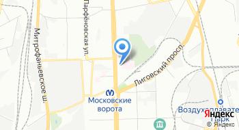ГКУЗ Станция переливания крови на карте
