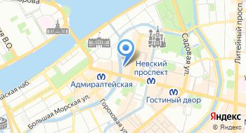 Всероссийский Центр Лицензирования на карте