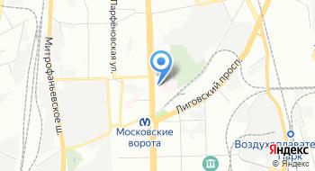 Православная Свято-Владимирская общеобразовательная школа на карте