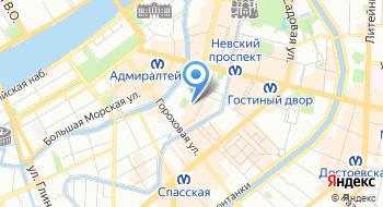 Балтийский институт охраны труда на карте